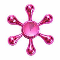 Спиннер Spinner стальной Розовый №111