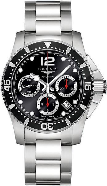 Мужские часы Longines L3.744.4.56.6