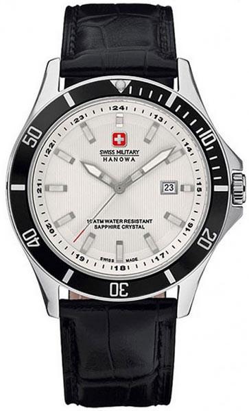 Мужские часы Swiss Military  06-4161.2.04.001.07