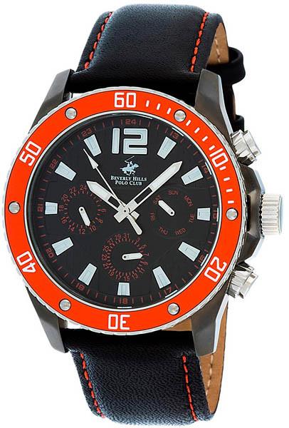 Мужские часы Beverly Hills Polo Club BH9204-02
