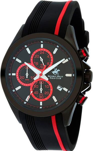 Мужские часы Beverly Hills Polo Club BH9208-01