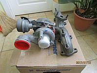 03G253016F 03G253010C Новая турбина Оригинал BorgWarner 5439 988 0057 для VW T5 Transporter 1.9TDi 62kw 75kw 2006-2009г.