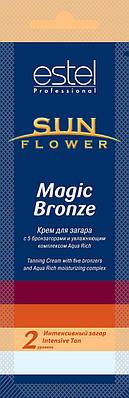 Крем для загара с 5 бронзаторами Magic Bronze