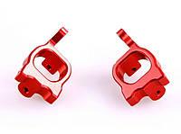Хабы передние LC Racing 2шт для моделей 1/14 металл (LC-6085)