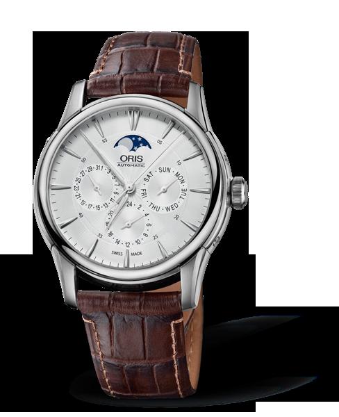 Мужские часы Oris 582.7689.40.51LS
