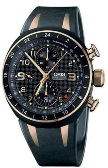 Мужские часы Oris 677.7590.77.64.RS