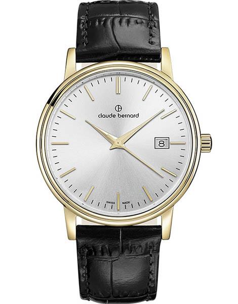 Мужские часы Claude Bernard 53007 37J AID