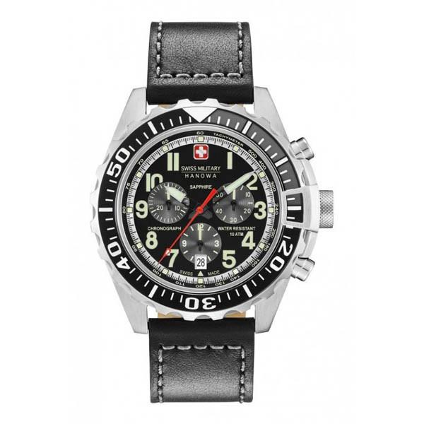 Мужские часы Swiss Military  06-4304.04.007.07