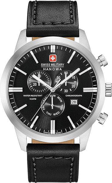 Мужские часы Swiss Military  06-4308.04.007