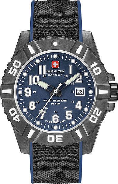 Мужские часы Swiss Military  06-4309.17.003