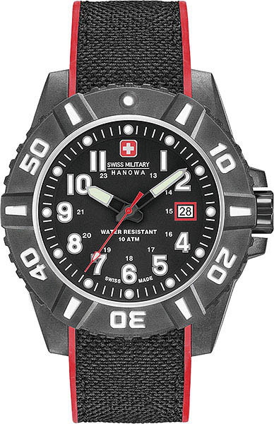 Мужские часы Swiss Military  06-4309.17.007.04