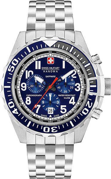 Мужские часы Swiss Military  06-5304.04.003