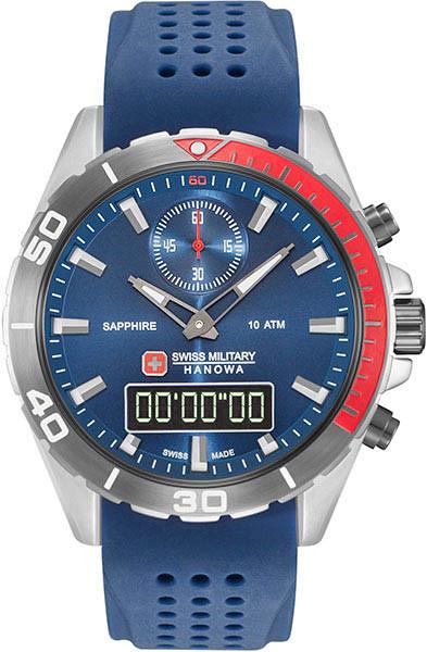 Мужские часы Swiss Military  06-4298.3.04.003