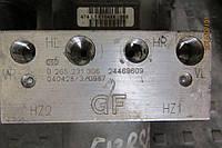 Блок управления ABS АБС 0265231306 24469609 Opel Corsa C 1.3CDTi 1.7TDi 2005 года