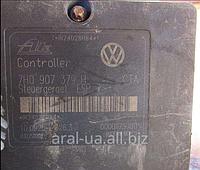 Блок управления АБС ABS 7H0907379H 7H0614111H к VW T5 Transporter Multivan Caravella 2004-2010года