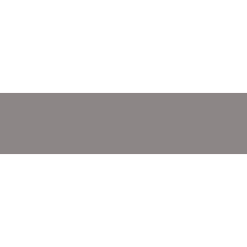 Серый шелк 22х1мм