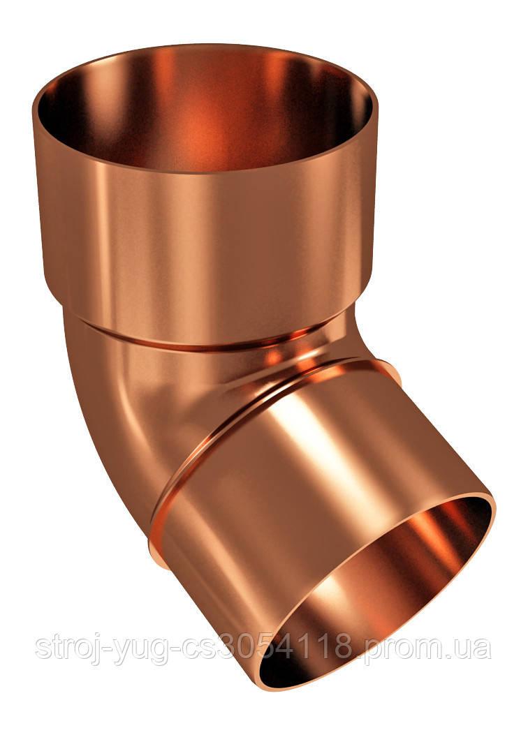 Колено трубы Regenau медное 67,5°/ 100 мм