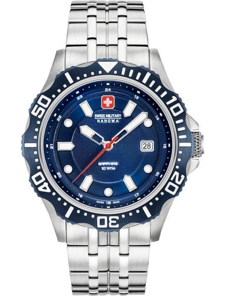 Мужские часы Swiss Military  06-5306.04.003