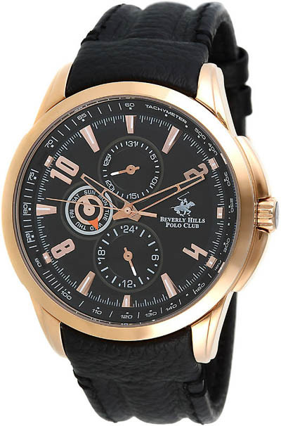 Мужские часы Beverly Hills Polo Club BH548-06