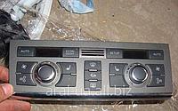 Блок управления печкой климатконтролем 4F1820043S к Audi A6 2006 года