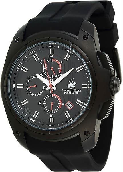 Мужские часы Beverly Hills Polo Club BH6020-12