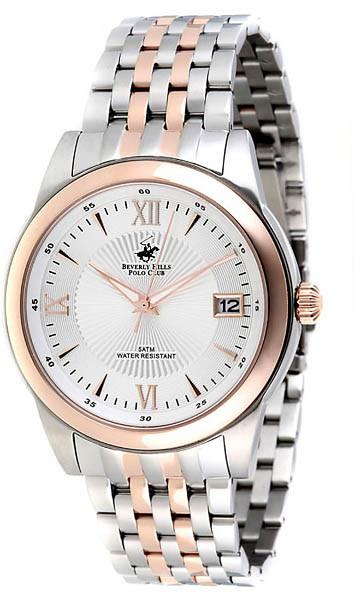 Мужские часы Beverly Hills Polo Club BH6038-12