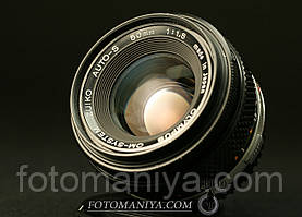 Olympus OM Zuiko 50mm f1.8