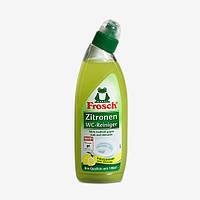 Frosch WC-Reiniger Zitrone - Био очиститель унитаза лимон 750 мл
