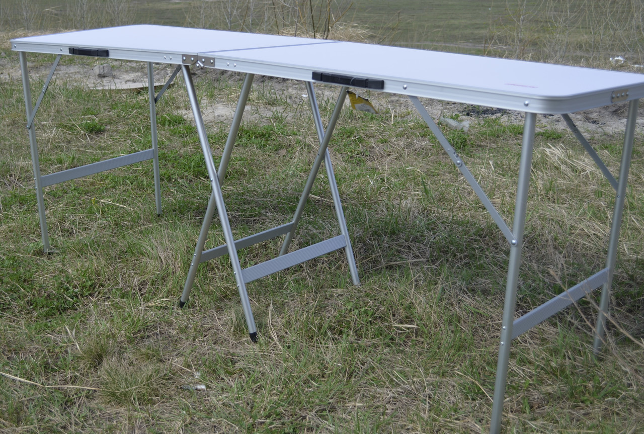 Раскладной алюминиевый стол Tramp TRF-024