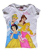 Футболка для девочки Disney Princess; 122 размер, фото 1