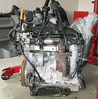 Мотор двигатель AXD AXE BNZ BPC 2.5TDi 96kw-128kw VW T5 Transporter Multivan Caravella 2004-2010года