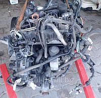 Мотор двигатель CAA CFC для VW T5 T6 Transporter Multivan Caravella 2.0TDi 103kw 132kw 2010-2015года