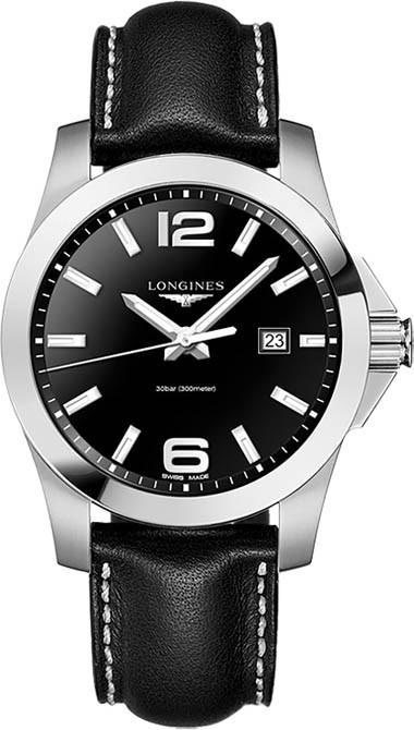 Мужские часы Longines L3.760.4.56.3