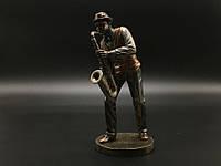 Коллекционная статуэтка Veronese Саксофонист WU77367A4