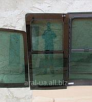 Стекло двери кузова VW T5 Transporter Multivan Caravella от 2004 года