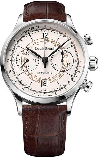 Мужские часы Louis Erard 71245 AA01.BDC21