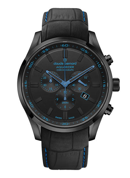 Мужские часы Claude Bernard 10222 37NC NINOBU