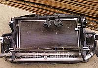 Трубка радиатора интеркуллера кондиционера Audi A6 Avant 3.0TDi 2006 года