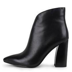 Стильные демисезонные женские ботинки KRUSE