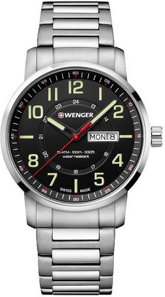 Мужские часы Wenger W01.1541.102