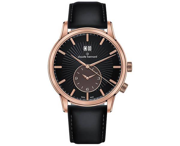 Мужские часы Claude Bernard 62007 37R NIBRR