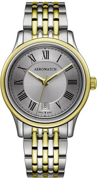 Мужские часы Aerowatch 24962BI01M