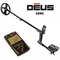 Металлоискатель XP Deus 22 RC