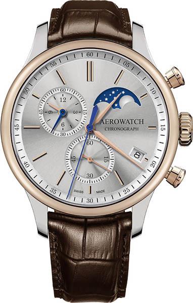 Мужские часы Aerowatch 78986BI03