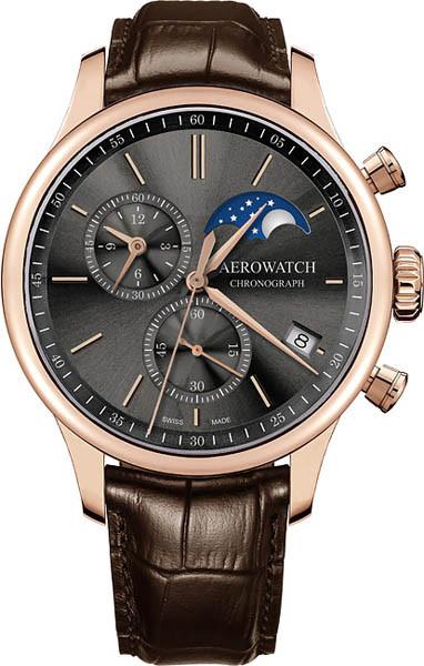Мужские часы Aerowatch 78986RO02