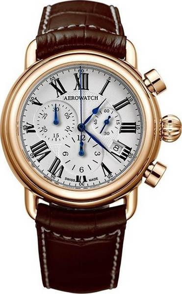 Мужские часы Aerowatch 83939RO07