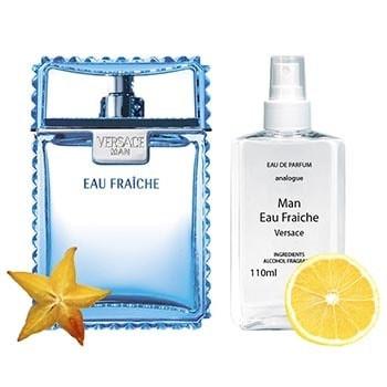Парфюмированная вода реплика Versace Man Eau Fraiche 110 мл