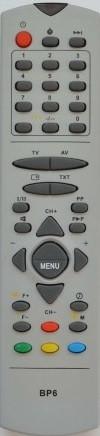 Пульт для телевизора BP-6