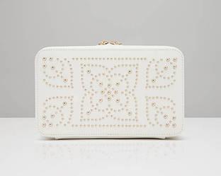 Шкатулки для украшений  308653 Marrakesh Zip Case Cream