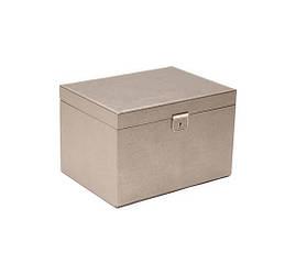 Шкатулки для украшений  213078 Palermo Large Box Pewter